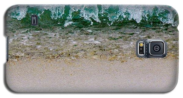 Sea Shore Colors Galaxy S5 Case