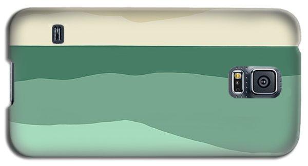 Sea Slab Waves 2 Galaxy S5 Case