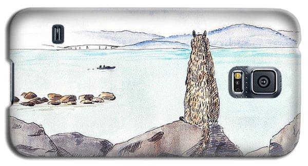 Sea Squirrel Galaxy S5 Case