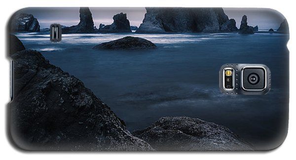 Sea Stack Galloree Galaxy S5 Case