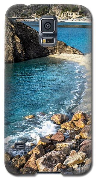 Sea Stack Of Monterosso Galaxy S5 Case