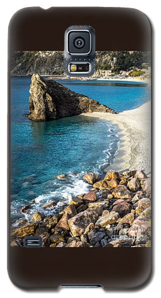 Sea Stack Of Monterosso Galaxy S5 Case