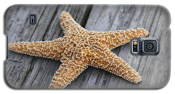 Sea Star On Deck Galaxy S5 Case