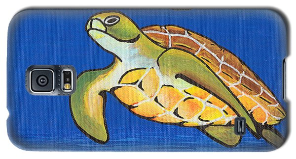 Sea Turtle Galaxy S5 Case
