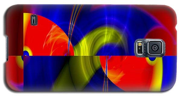 Sea View Galaxy S5 Case by Hai Pham