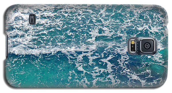 Sea View Galaxy S5 Case by Liz  Alderdice