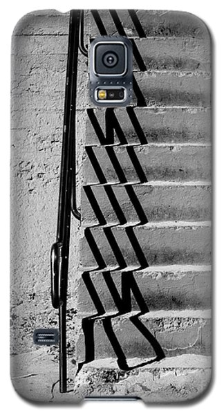 Sea Wall Steps Galaxy S5 Case