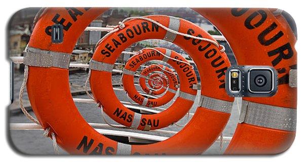 Seabourn Sojourn Spiral. Galaxy S5 Case