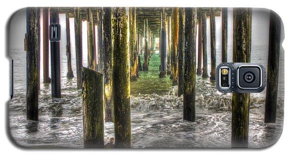 Seacliff Pier Galaxy S5 Case
