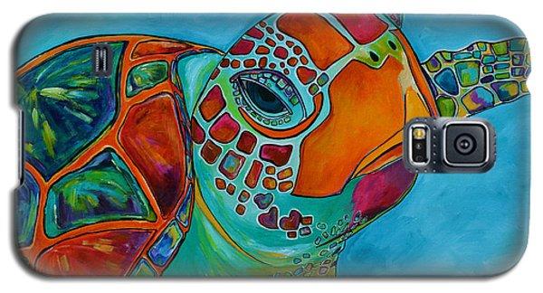 Seaglass Sea Turtle Galaxy S5 Case