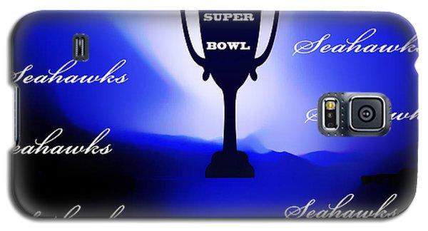 Seahawks Super Bowl Champions Galaxy S5 Case