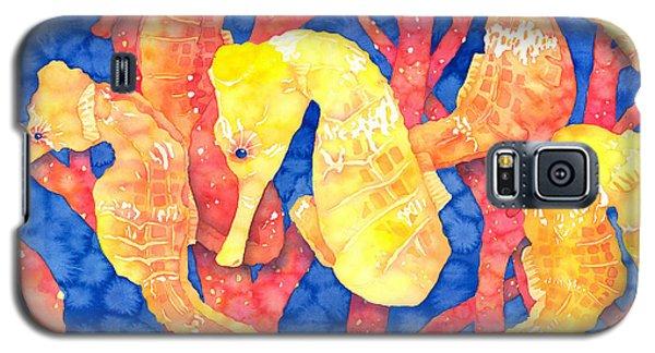 Seahorse Heaven Galaxy S5 Case