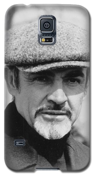 Sean Connery Galaxy S5 Case by Steven Huszar