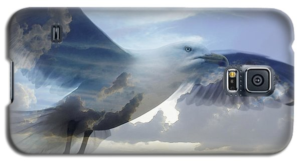 Searching The Sea - Seagull Art By Sharon Cummings Galaxy S5 Case by Sharon Cummings
