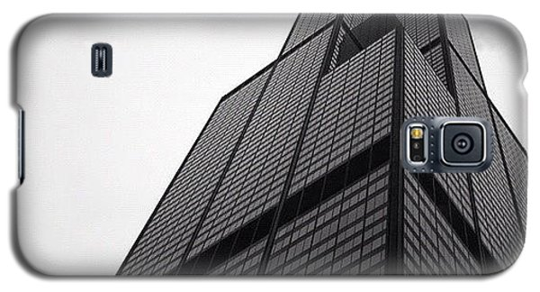 Sears Tower Galaxy S5 Case by Mike Maher