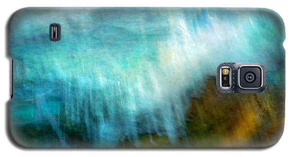 Galaxy S5 Case featuring the photograph Seascape #20 - Touching Your Hand by Alfredo Gonzalez