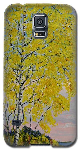 Seascape From Baltic Sea Galaxy S5 Case