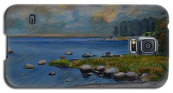 Seascape From Hamina 2 Galaxy S5 Case