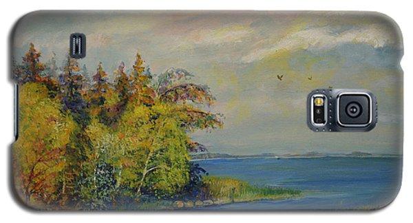 Seascape From Hamina 3 Galaxy S5 Case