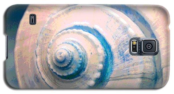 Seashell In Pastel Galaxy S5 Case