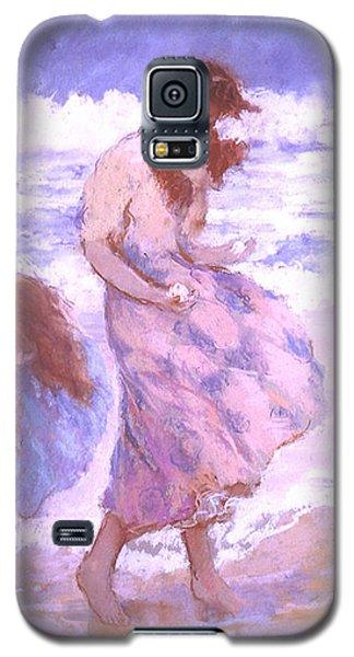 Seashell Maidens Galaxy S5 Case