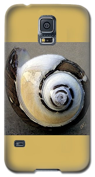 Seashells Spectacular No 3 Galaxy S5 Case