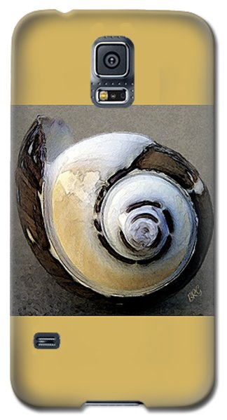 Seashells Spectacular No 3 Galaxy S5 Case by Ben and Raisa Gertsberg