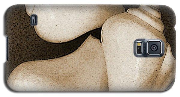 Seashells Spectacular No 4 Galaxy S5 Case