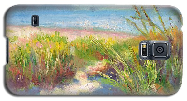 Seaside Afternoon Galaxy S5 Case