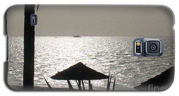 Seaside Dinner For Two Galaxy S5 Case by Patti Whitten