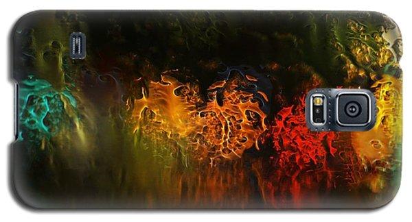Seasons Fireballs Galaxy S5 Case