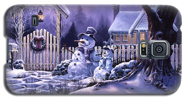 Season's Greeters Galaxy S5 Case by Michael Humphries