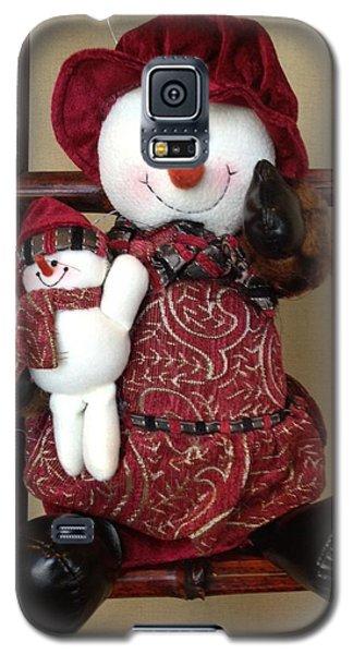 Seasons Greetings Galaxy S5 Case by Pema Hou