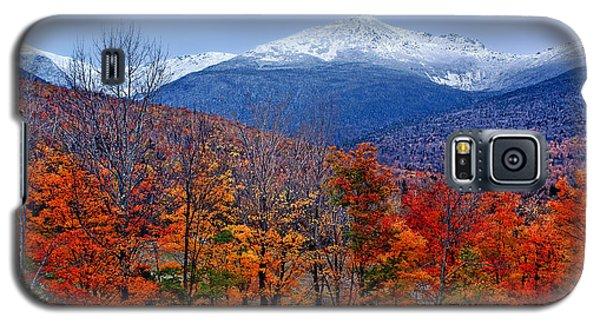 Seasons' Shift #2 - Mount Washington - White Mountains Galaxy S5 Case by Nikolyn McDonald