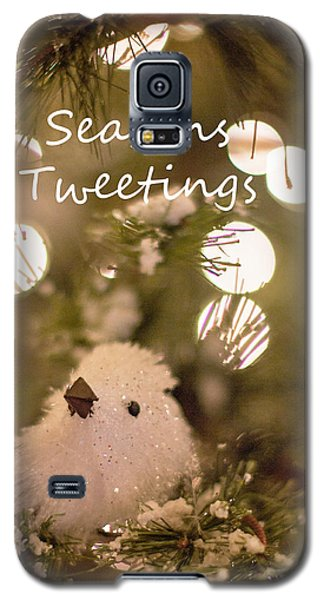 Seasons Tweetings Galaxy S5 Case