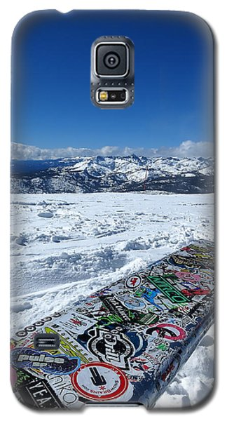 Seat At The Top Of The World Galaxy S5 Case by Paul Foutz