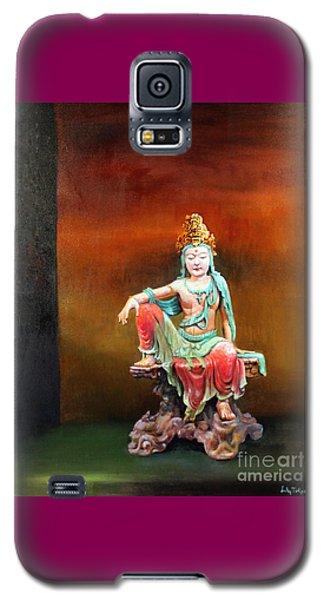 Seated Kuan Yin Galaxy S5 Case