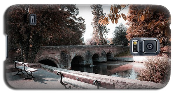Seats By The River Galaxy S5 Case