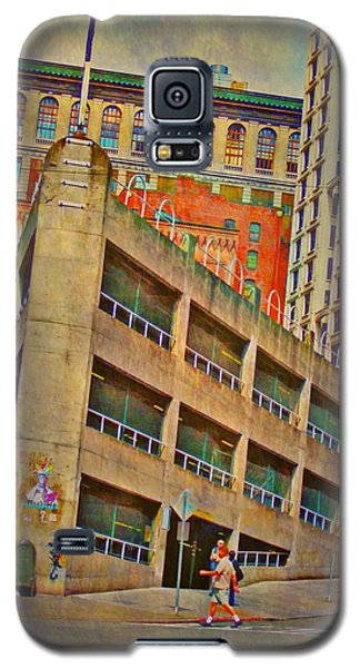 Seattle Cityscape - Vertical Galaxy S5 Case