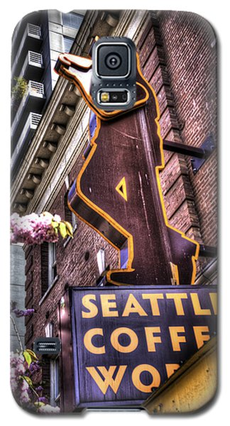 Seattle Coffee Works Galaxy S5 Case by Spencer McDonald
