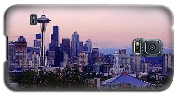 Seattle Dawning Galaxy S5 Case by Chad Dutson