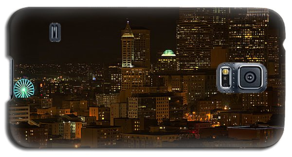 Seattle Lights Too Galaxy S5 Case