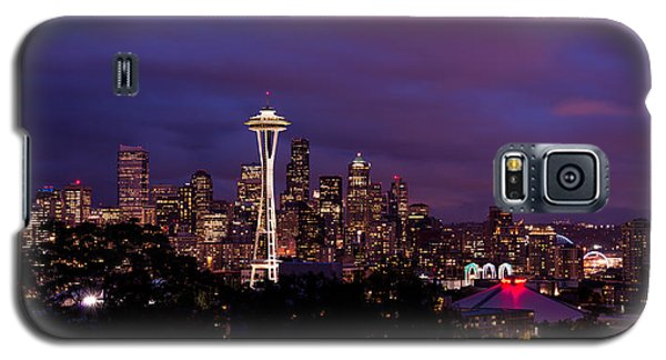 Seattle Night Galaxy S5 Case