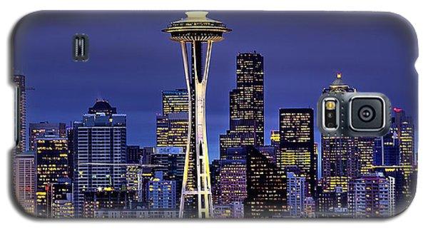 Seattle Skies Galaxy S5 Case