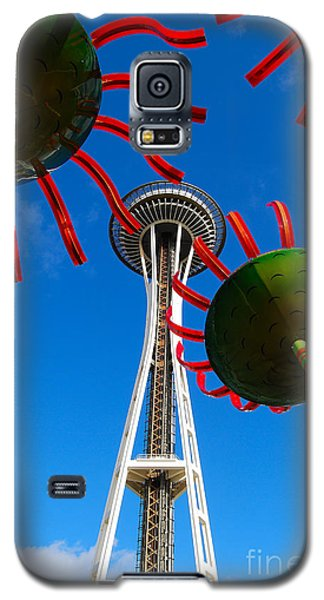 Seattle Space Needle Galaxy S5 Case