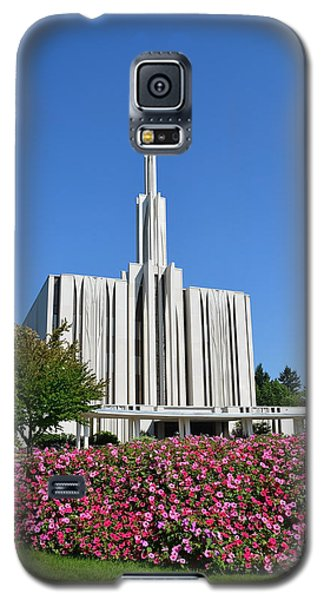 Seattle Temple Galaxy S5 Case