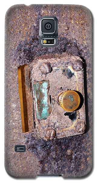 Seattle Underground City Galaxy S5 Case