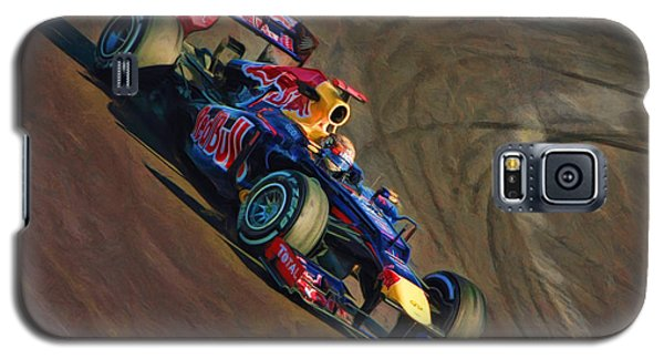 Sebastian Vettel - Red Bull Galaxy S5 Case