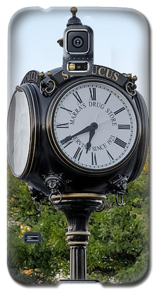 Secaucus Clock Marras Drugs Galaxy S5 Case