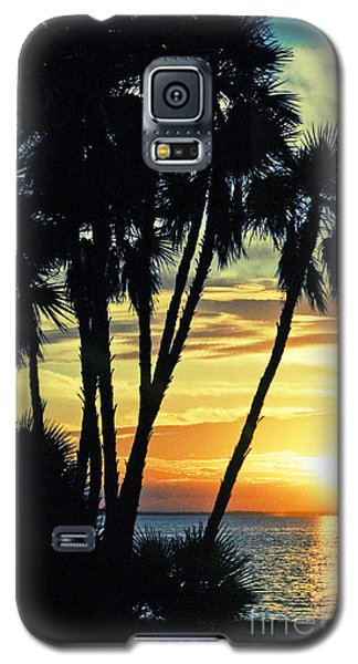 Galaxy S5 Case featuring the photograph Secluded Paradise by Janie Johnson